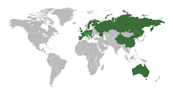 Buhexpo zemljevid